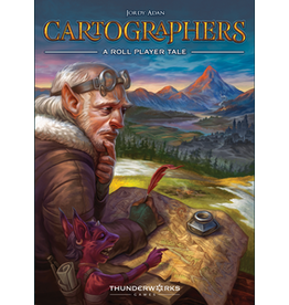 Thunderworks Cartographers: A Roll Player Tale