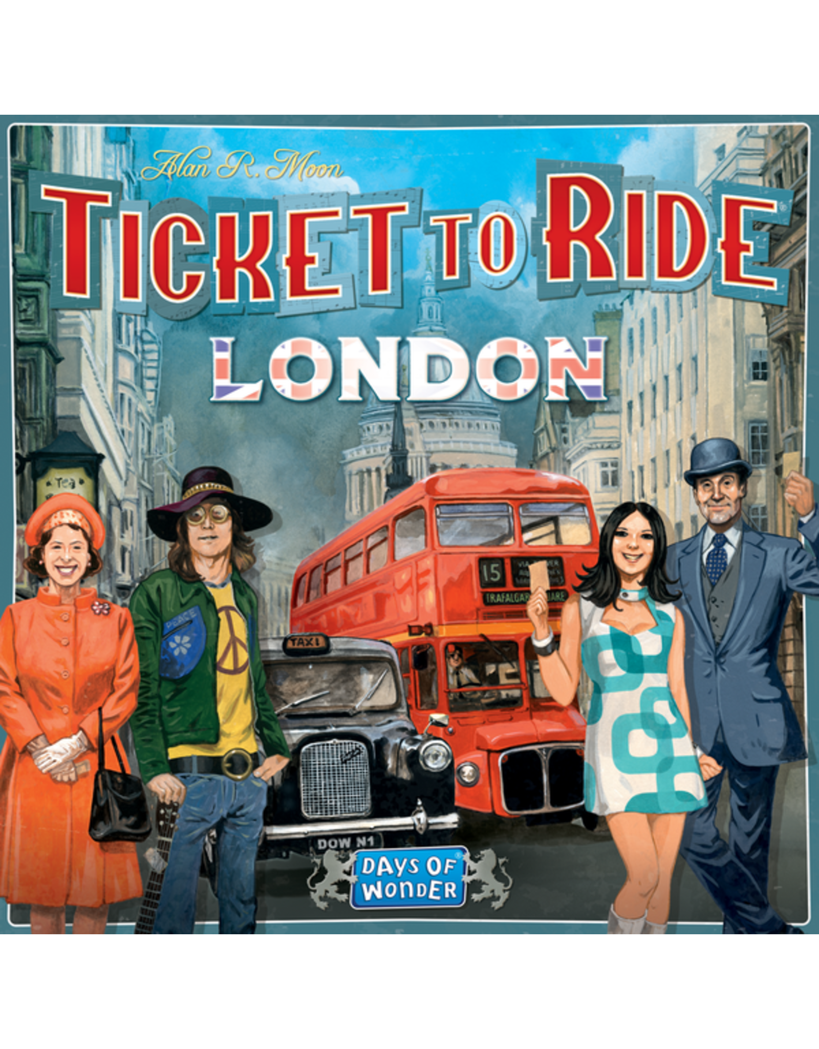 Days of Wonder Ticket to Ride: London
