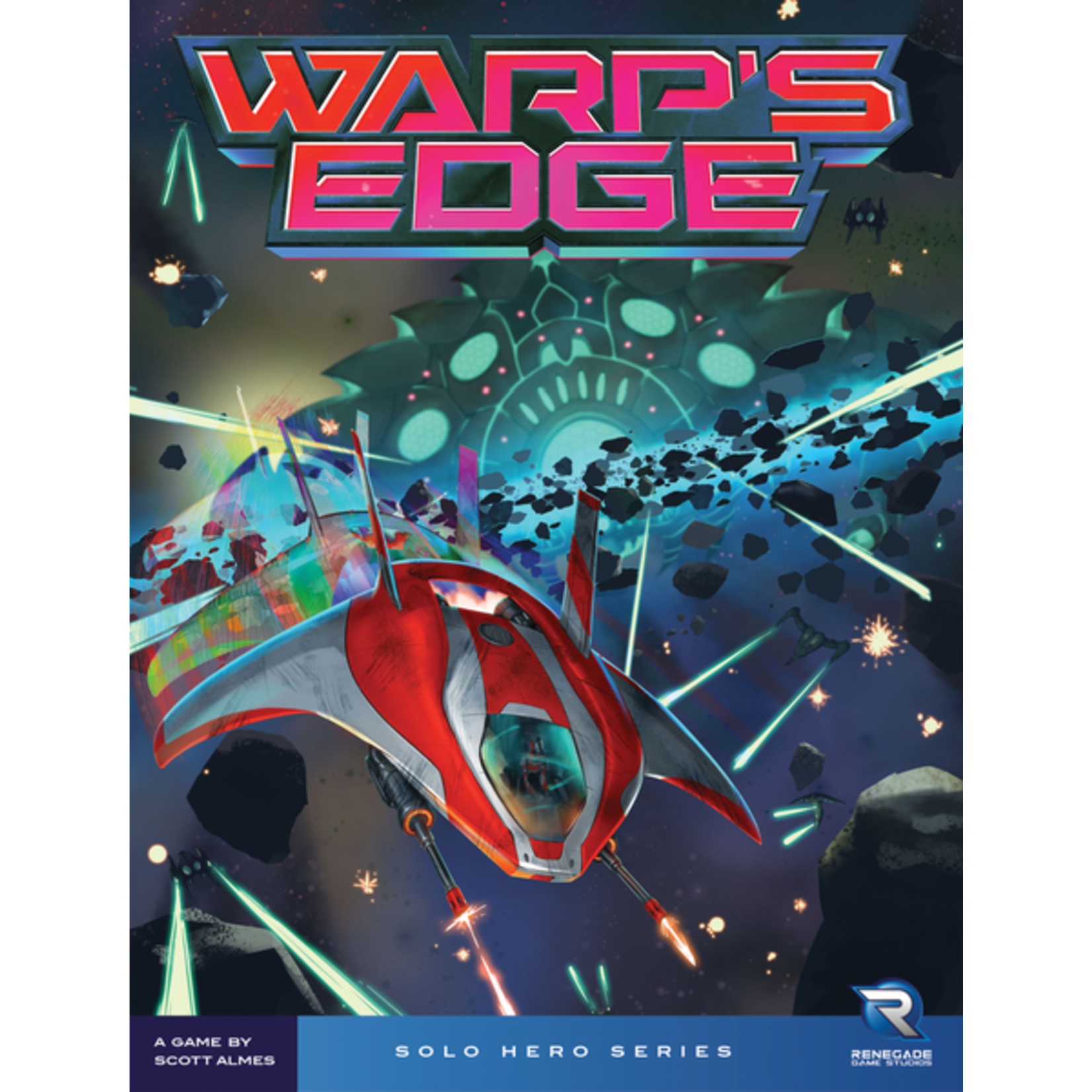 Renegade Game Studios Warp's Edge