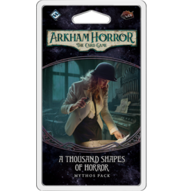Fantasy Flight Games Arkham LCG: A Thousand Shapes of Horror