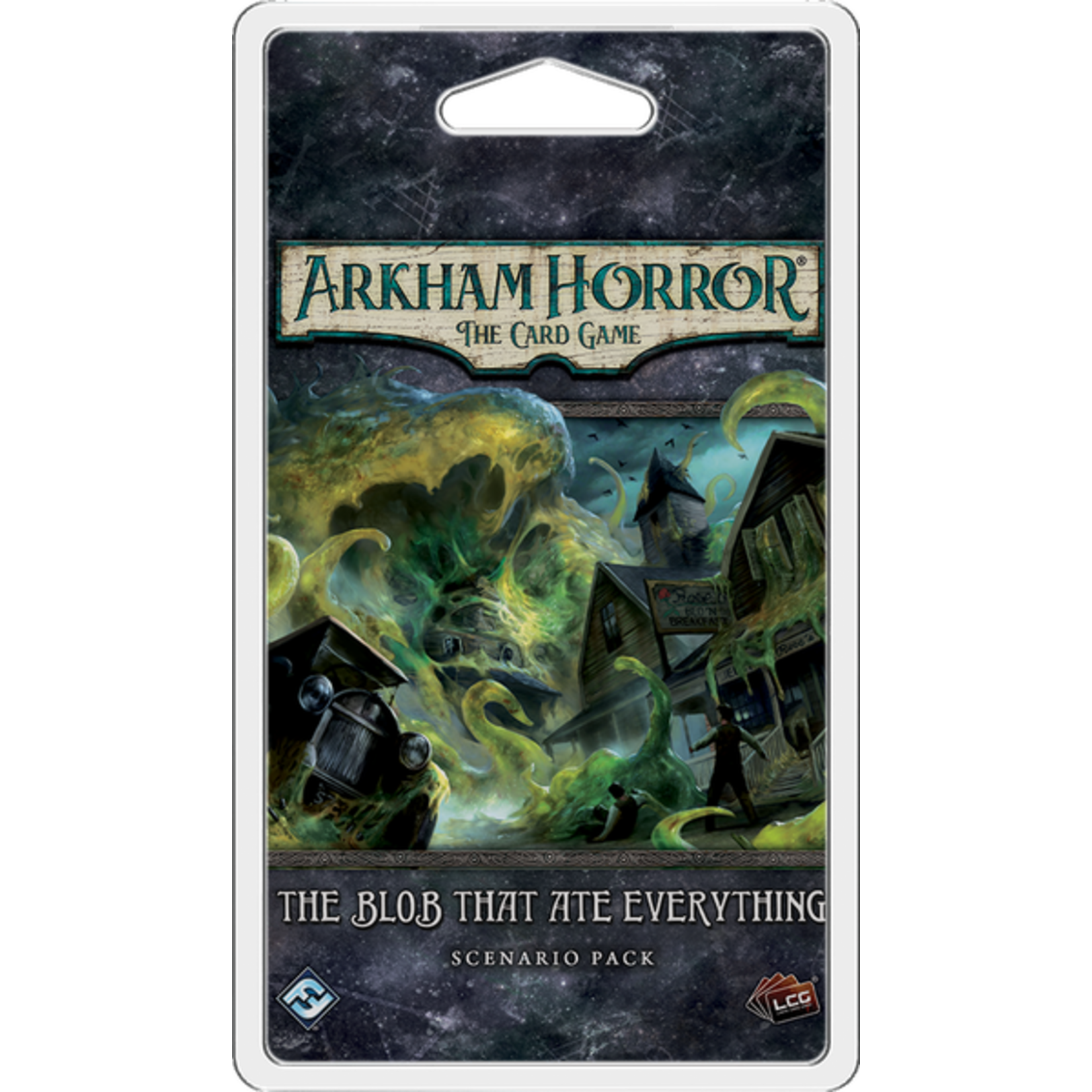 Fantasy Flight Games Arkham LCG: The Blob That Ate Everything