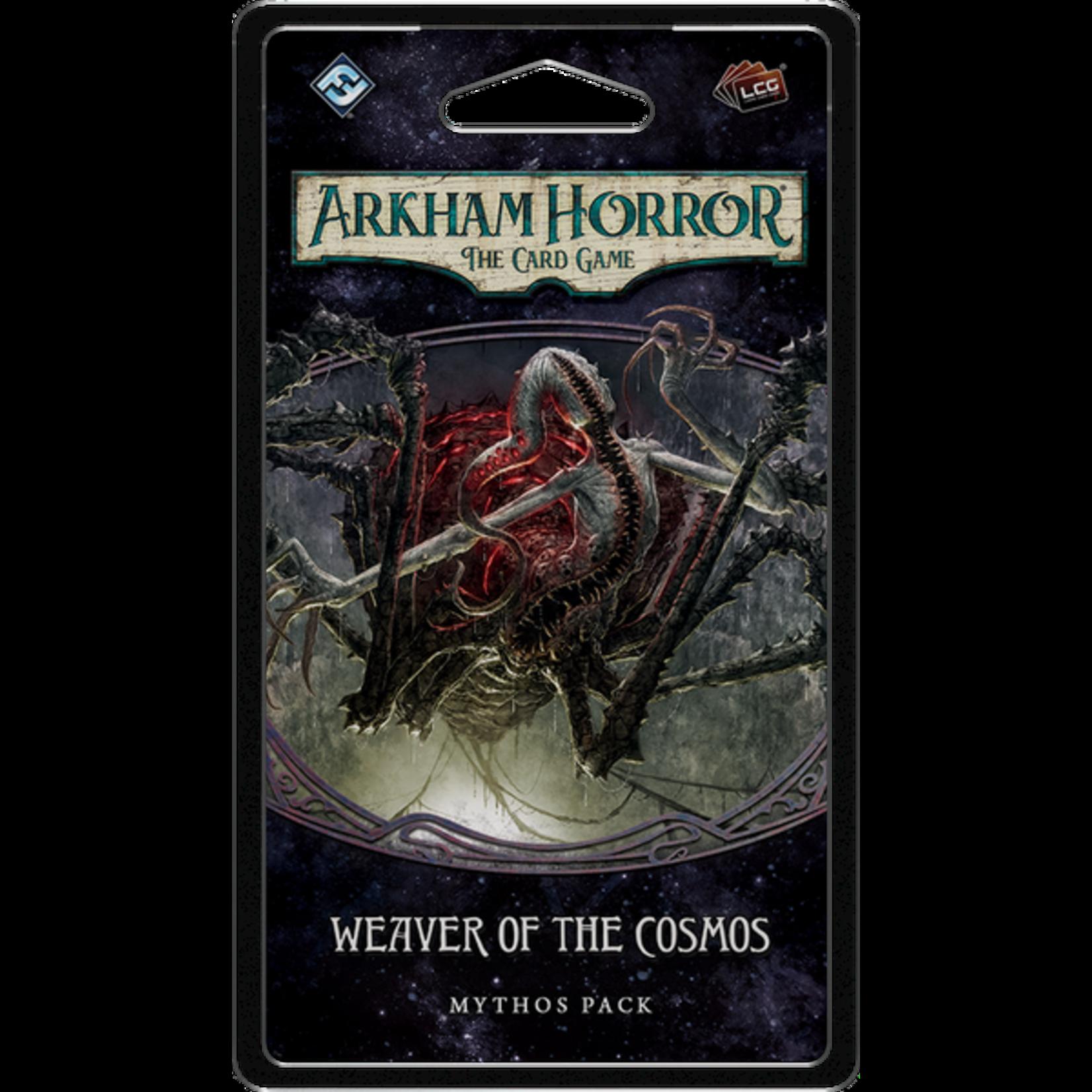 Fantasy Flight Games Arkham LCG: Weaver of the Cosmos Mythos Pack