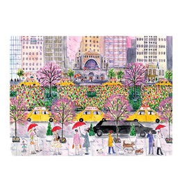 Galison Spring On Park Ave 1000pc
