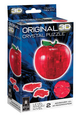 BePuzzled Crystal 3D Apple