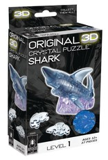 BePuzzled Crystal 3D: Shark