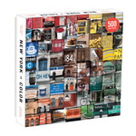 Galison New York in Color 500pc