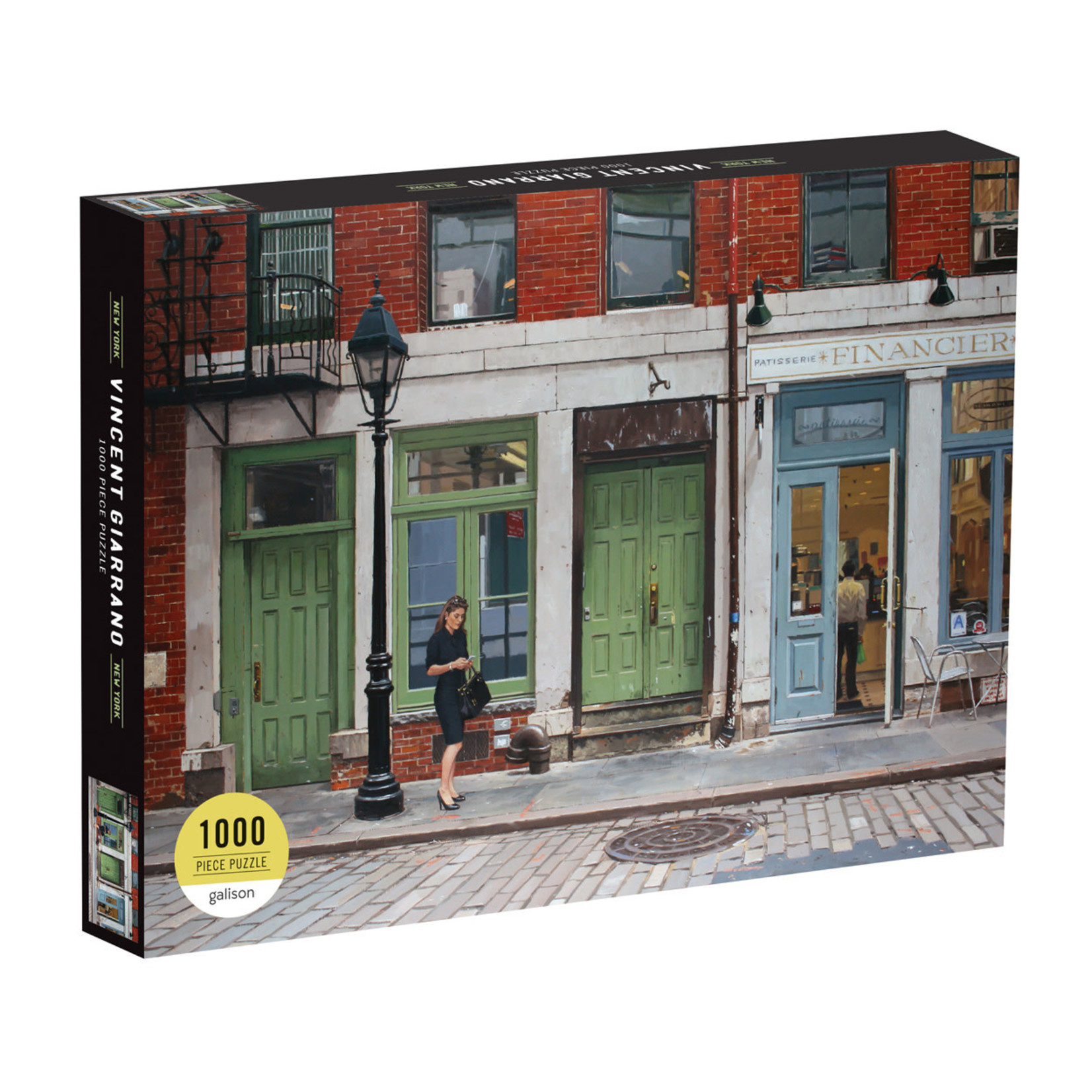 Galison New York 1000pc