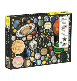 Galison Zero Gravity Shaped 1000pc
