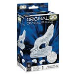 BePuzzled Crystal 3D Wolf
