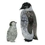 BePuzzled Crystal 3D Penguin & Baby