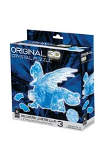 BePuzzled Crystal 3D Blue Dragon