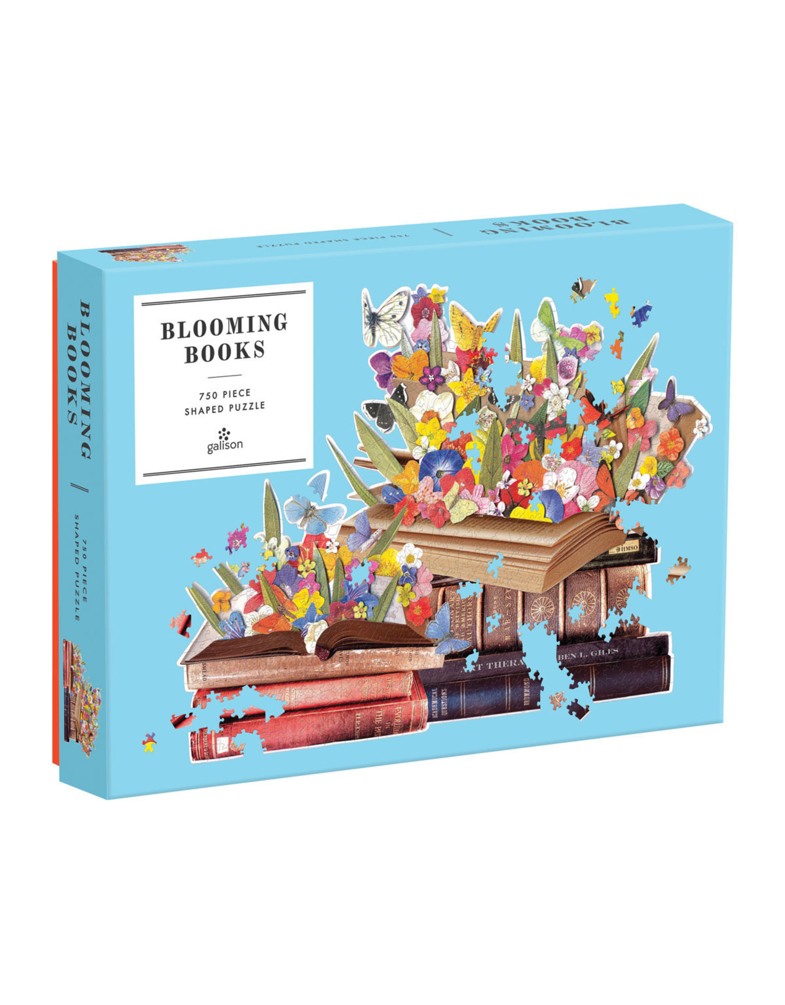 Galison Blooming Books 750pc