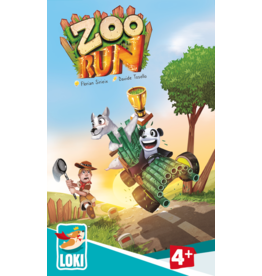 Iello Zoo Run