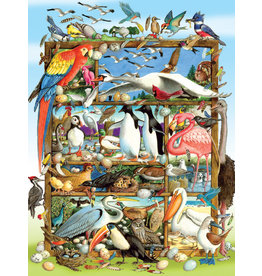 Cobble Hill Puzzles Birds of the World 350pc
