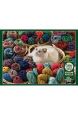 Cobble Hill Puzzles Fur Ball 1000pc