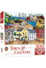 Masterpieces Puzzles Home Port EZ 300pc