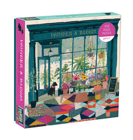 Chronicle Books Wonder & Bloom 500pc