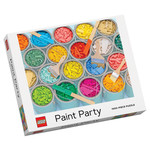 Chronicle Books LEGO Paint Party 1000pc
