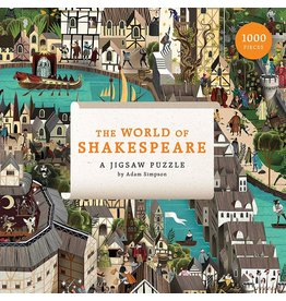 Chronicle Books World of Shakespeare 1000pc