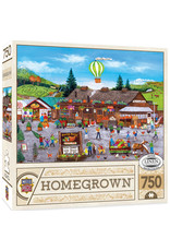 Masterpieces Puzzles Sunny Farms 750pc