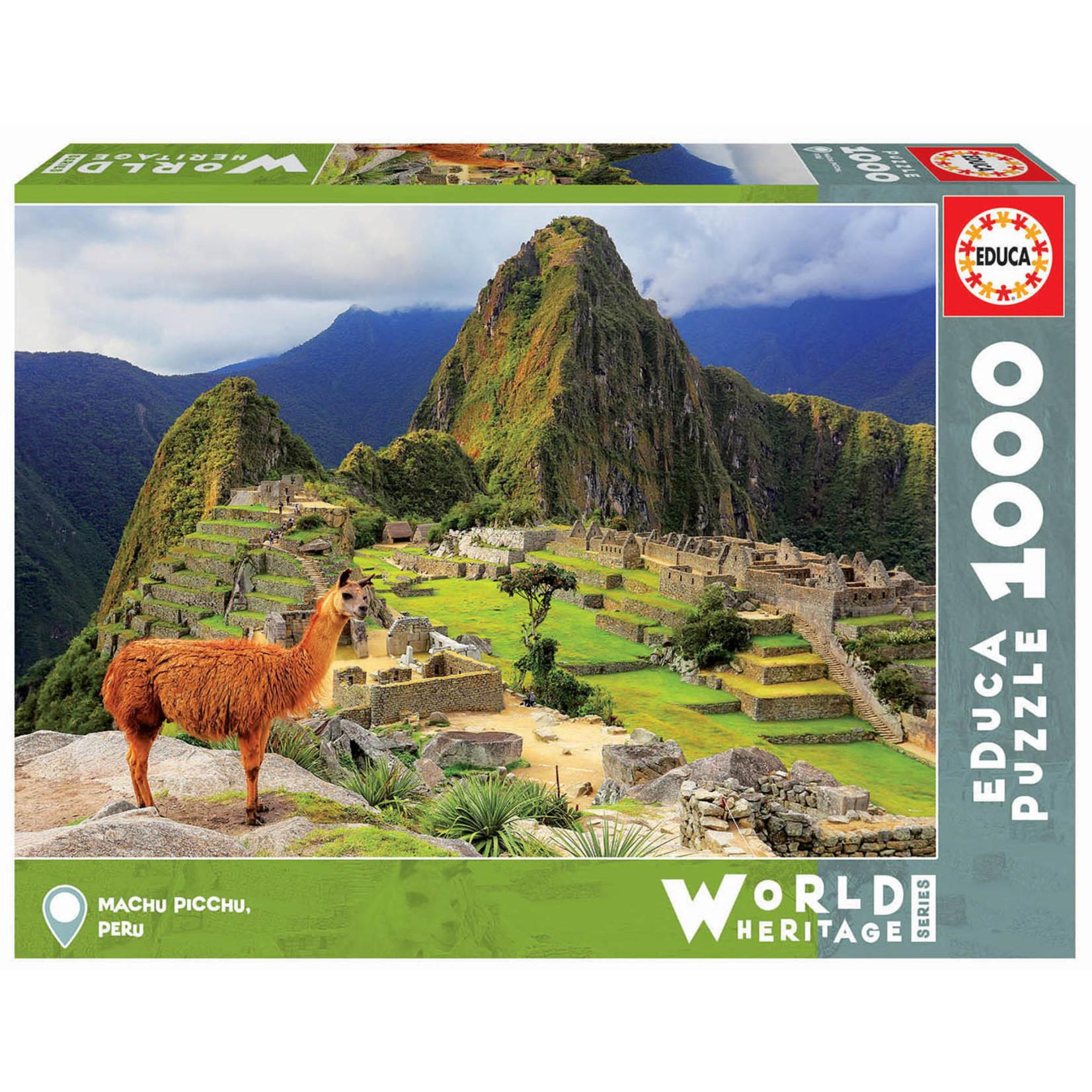 Educa Puzzles Machu Picchu Peru 1000pc