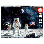 Educa Puzzles First Men on the Moon 1000pc