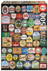 Educa Puzzles Beer Labels Collage 1500pc