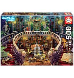 Educa Puzzles Antique Library 500pc