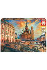 Educa Puzzles Saint Petersburg 1500pc