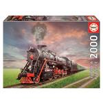 Educa Puzzles Steam Train 2000pc