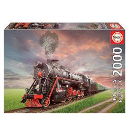 Educa Steam Train 2000pc
