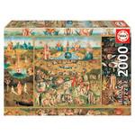 Educa Puzzles Garden of Delights 2000pc