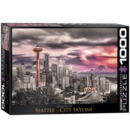 Eurographics Seattle Skyline 1000pc