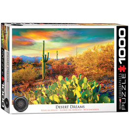 Eurographics Puzzles Arizona Desert Dreams 1000pc