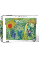 Eurographics The Lovers of Venice 1000pc