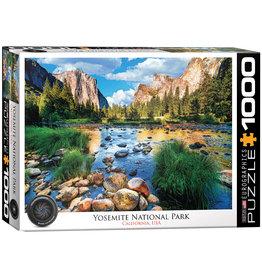 Eurographics Puzzles Yosemite National Park 1000pc