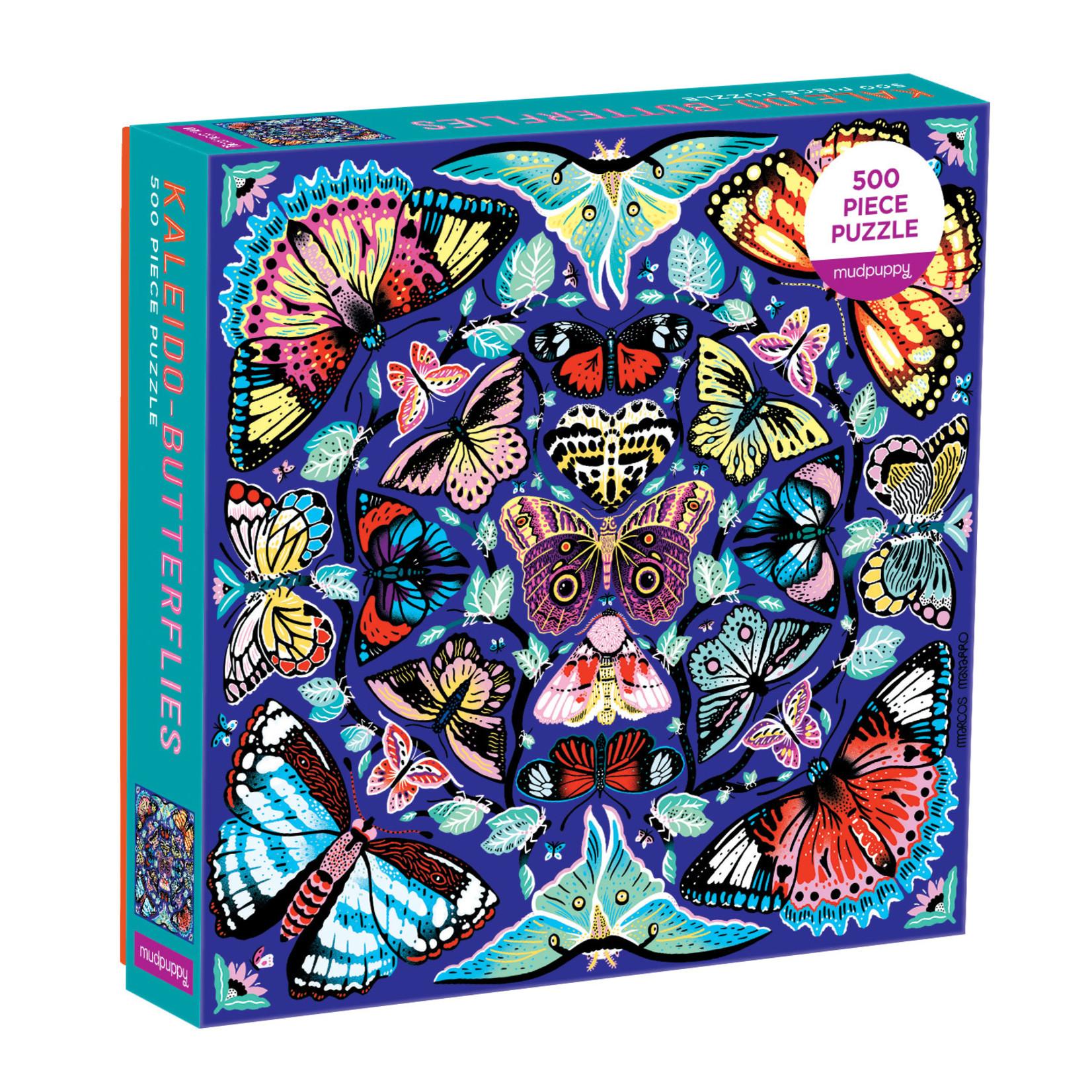 Mudpuppy Butterflies 500pc