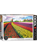 Eurographics Puzzles Tulip Field 1000pc
