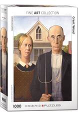 Eurographics American Gothic 1000pc