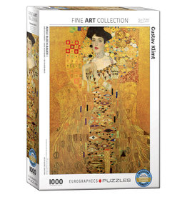Eurographics Puzzles Adele Bloch Bauer 1000pc