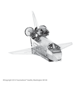 Fascinations Space Shuttle