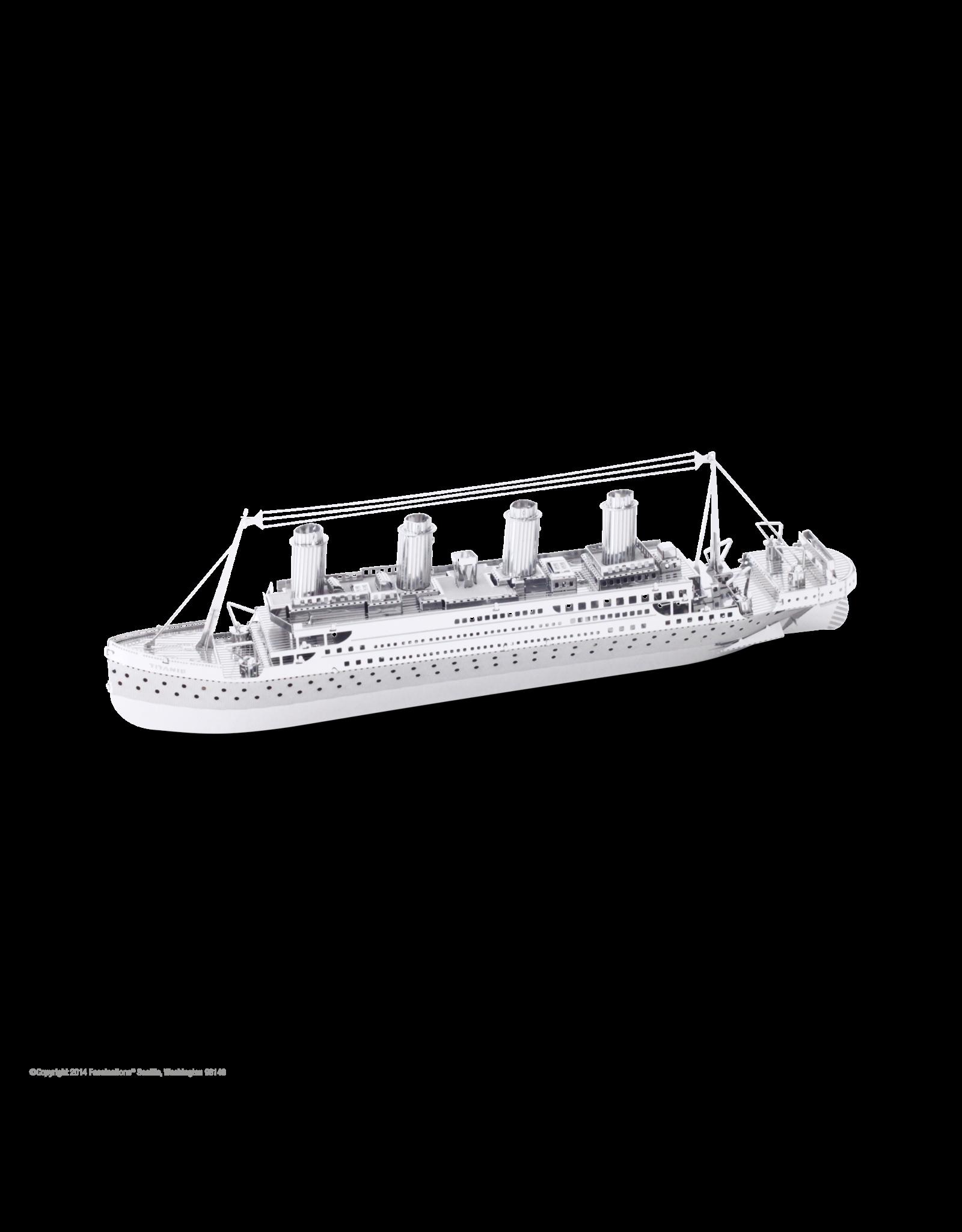 Facinations Titanic