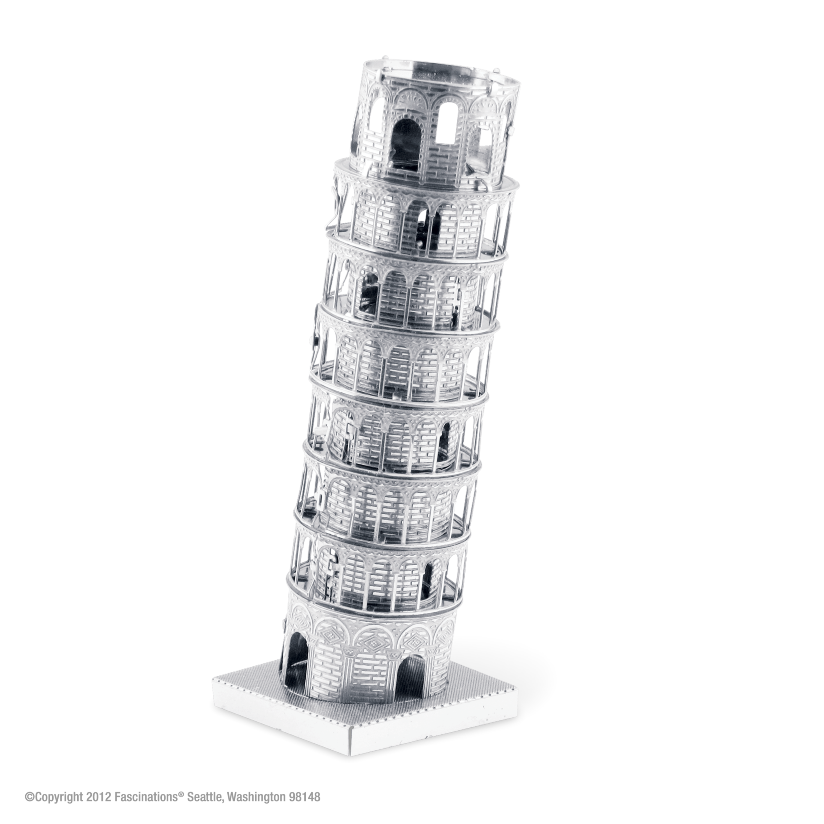 Fascinations Leaning Tower of Pisa