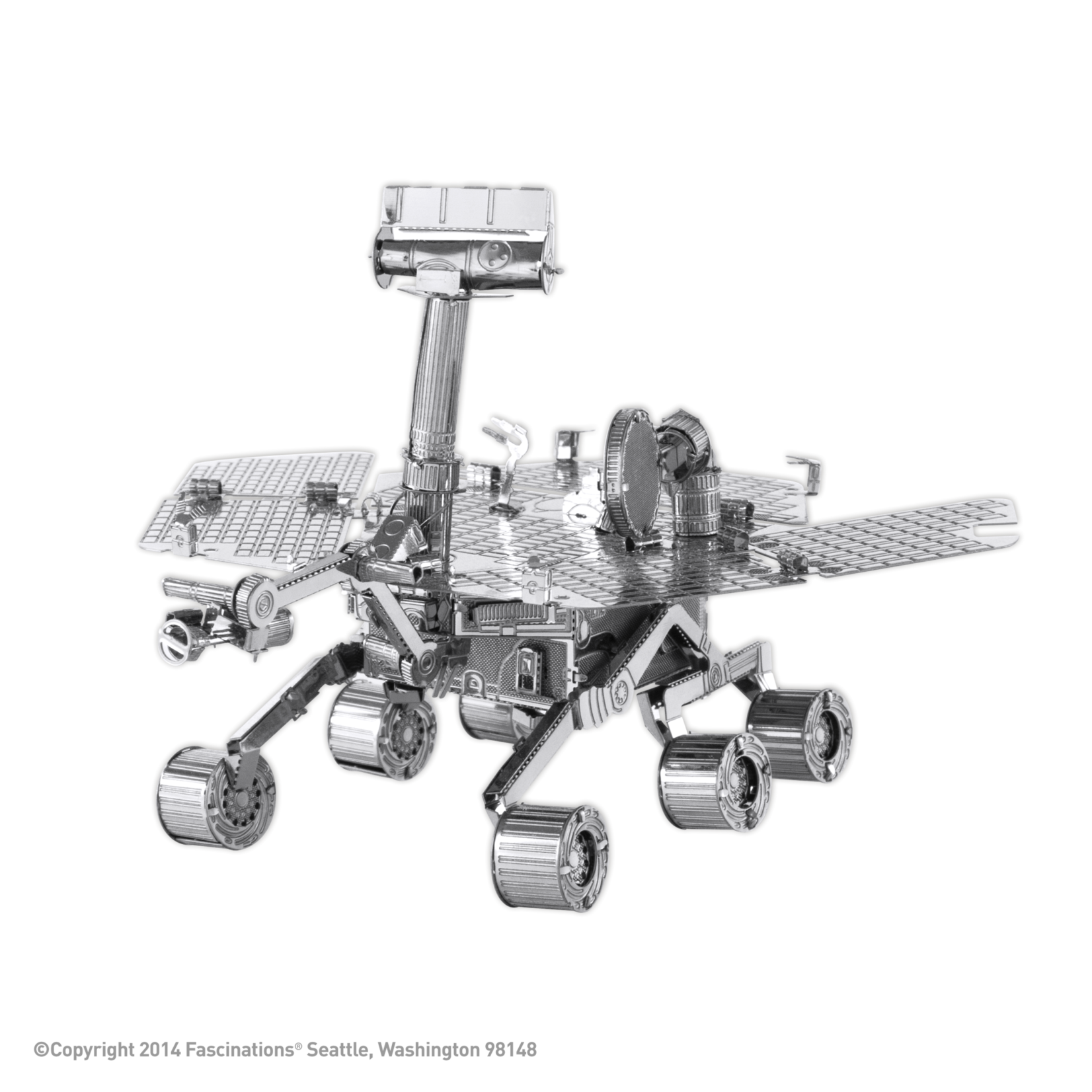 Fascinations Mars Rover