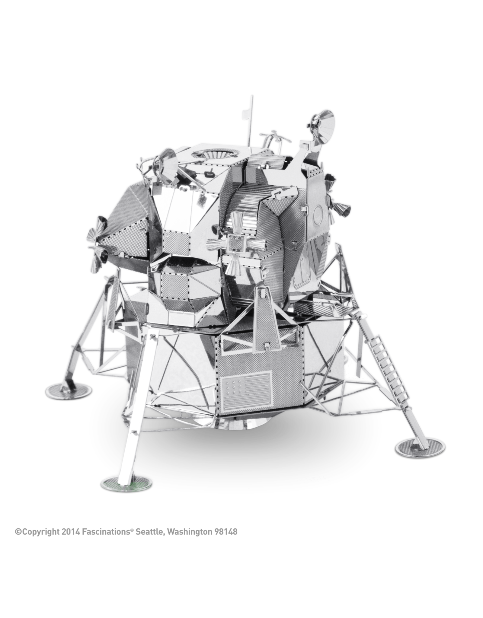 Facinations Apollo Lunar Module