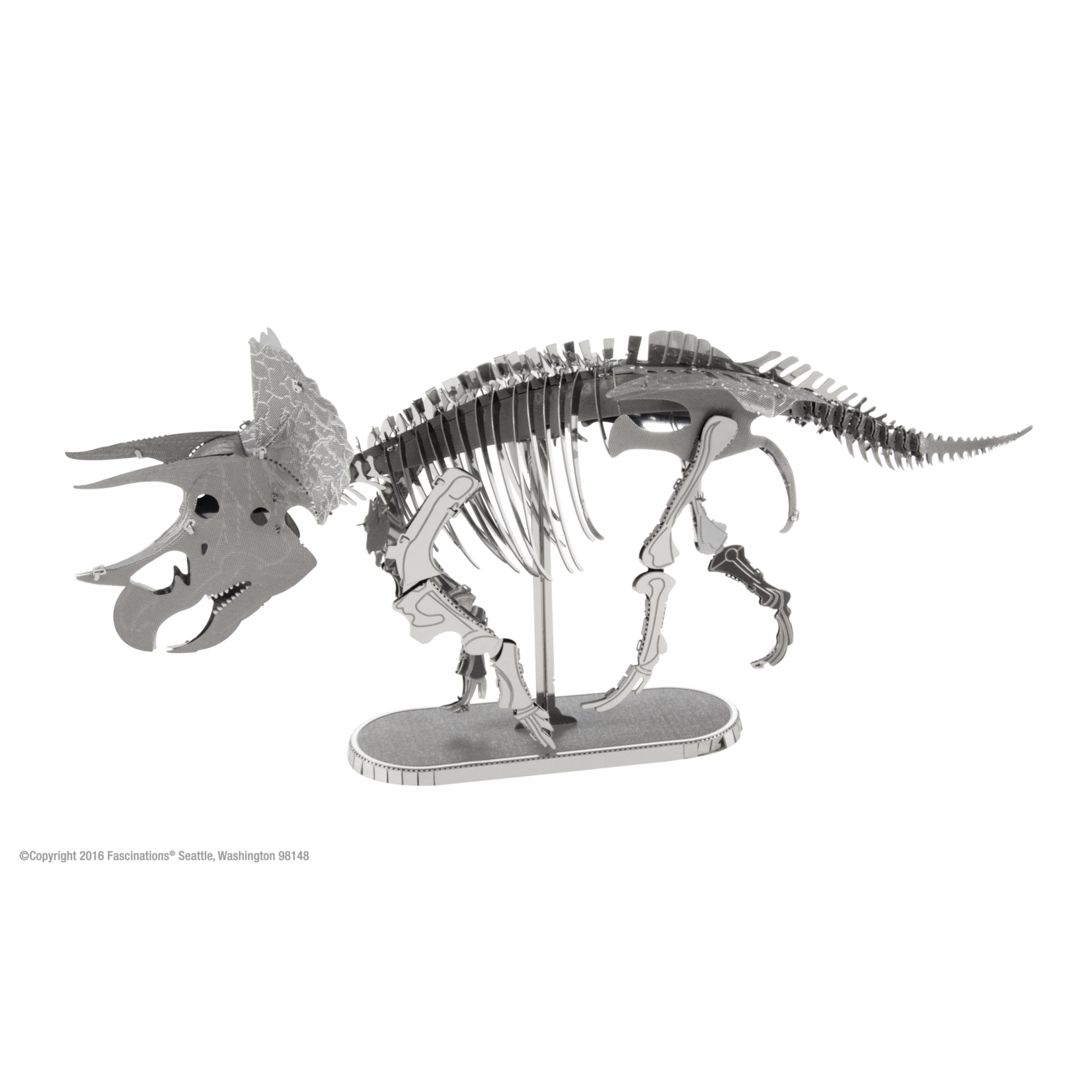 Fascinations Triceratops
