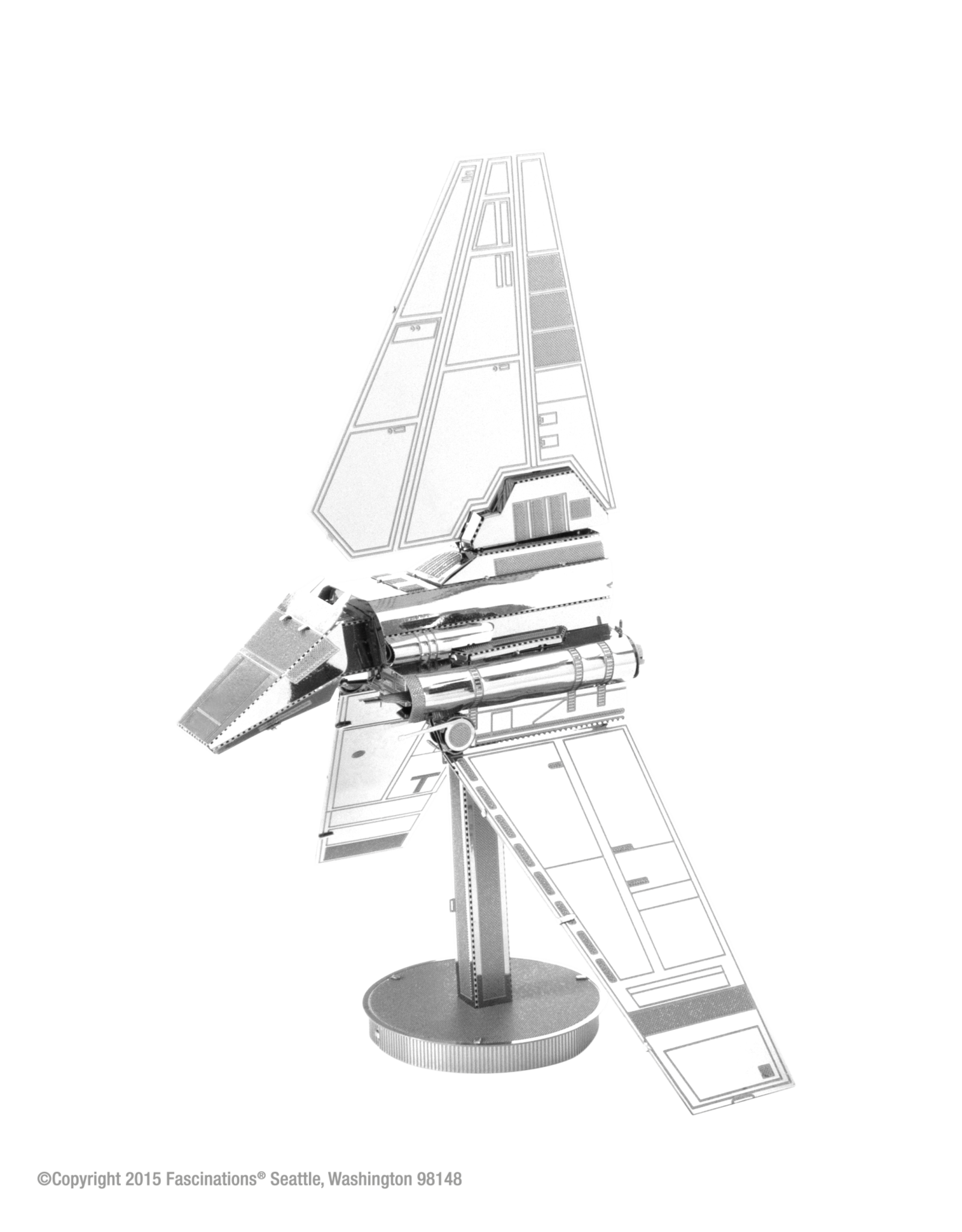 Facinations Imperial Shuttle