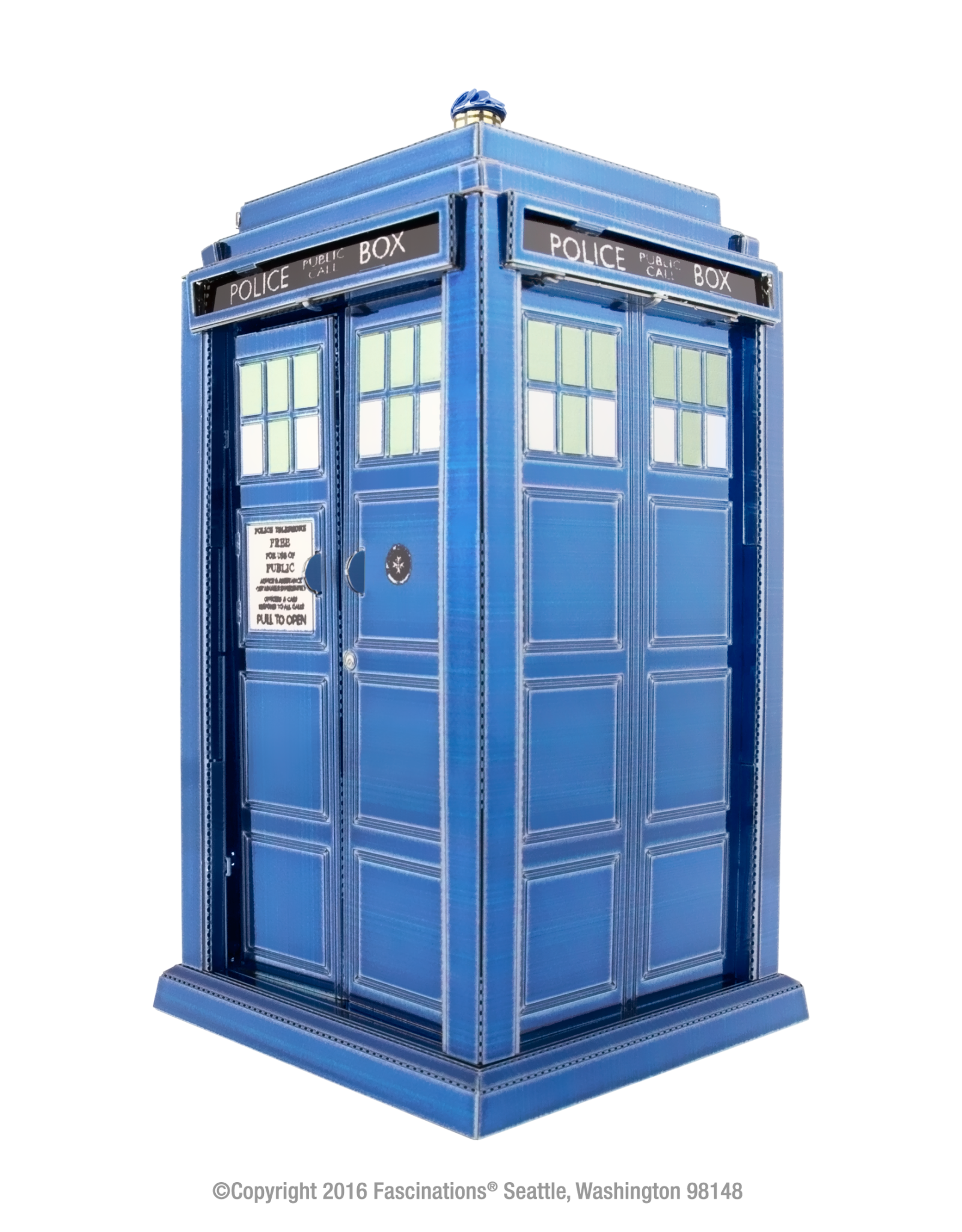 Fascinations Tardis