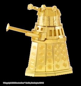 Facinations Gold Dalek