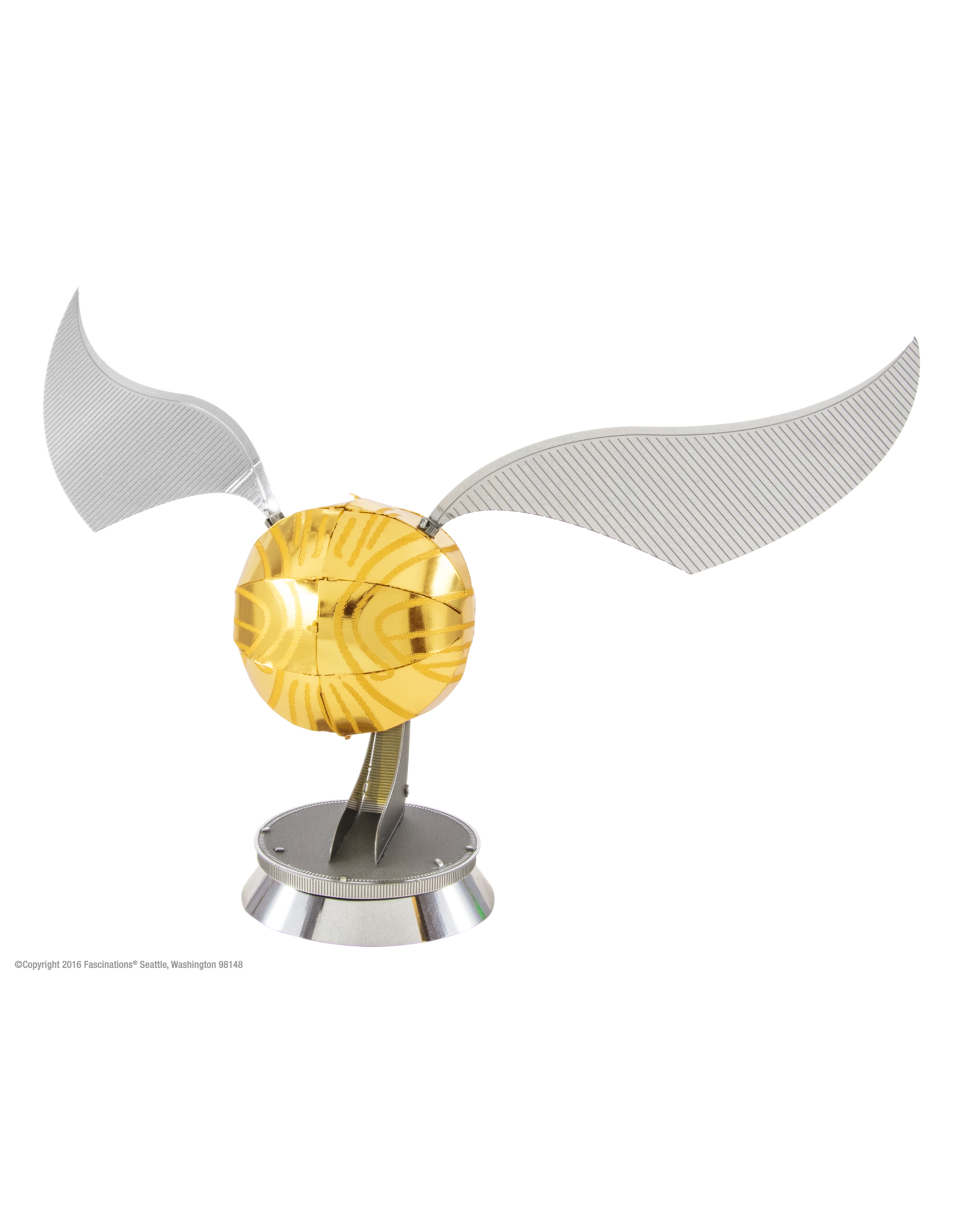 Fascinations Golden Snitch